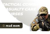 Kurzy Tactical Combat Casualty Care (TCCC).